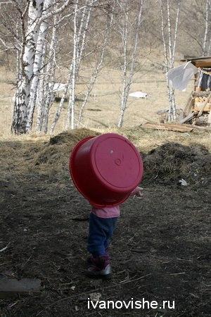 Дневники экопоселенской жизни. Весна. День 2