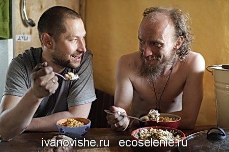 Дневники экопоселенской жизни. Весна. День 4